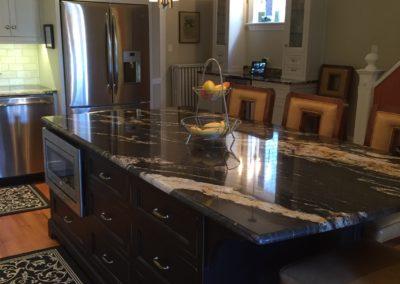 Kitchen, New Addition & Patio Renovation