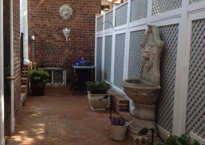 Outdoor Dining Area & Patio Renovation