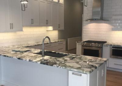 Kitchen & Roof Deck Renovation