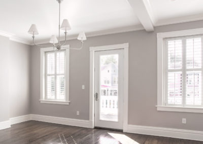 Upstairs Living Spaces